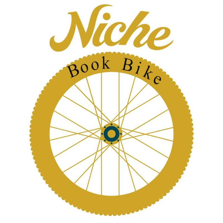 Niche Book Bike at Carver Park