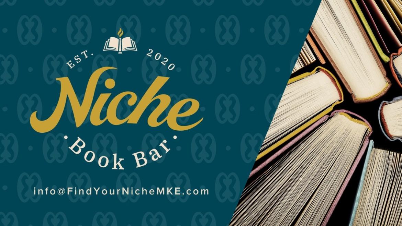 Niche Book Bar Pop up